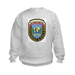 Interpol Russian Section Kids Sweatshirt