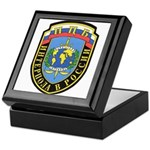 Interpol Russian Section Keepsake Box