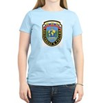 Interpol Russian Section Women's Light T-Shirt