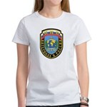 Interpol Russian Section Women's T-Shirt