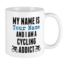 Cycling Addict Mugs