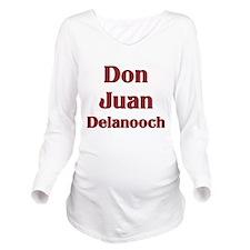 JAYSILENTBOB DON JUA Long Sleeve Maternity T-Shirt