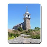 Isles of Shoals Meetinghouse Mousepad
