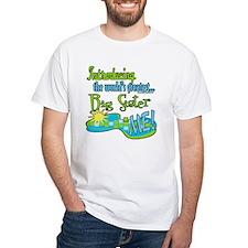 World's Best Big Sister Shirt