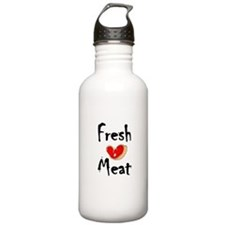 Fresh Meat Stainless Water Bottle 1.0l