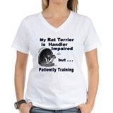 Rat Terrier Agility Shirt