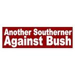 Southerners Against Bush (bumper sticker)