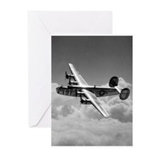 Cute World war 2 Greeting Cards (Pk of 20)