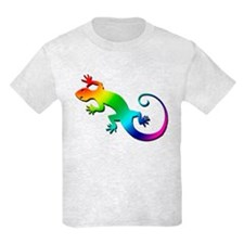 Rainbow Gecko T-Shirt