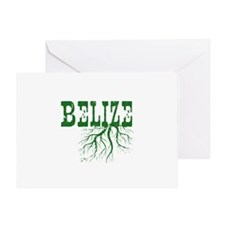 Belize Roots Greeting Card