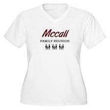 Mccall Family Reunion T-Shirt