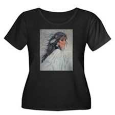 NA Queen Plus Size T-Shirt