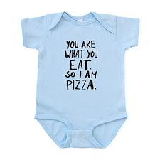 I am Pizza Body Suit