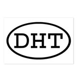 DHT Oval Postcards (Package of 8)