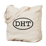 DHT Oval Tote Bag