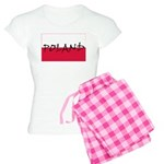 Flag of Poland Pajamas