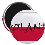 Flag of Poland Magnets