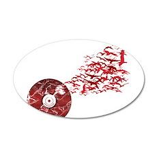 Vinyl Birds Wall Sticker