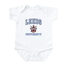 LEEDS University Infant Bodysuit