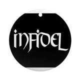 Infidel Ornament (Round)