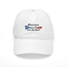 Dominican Grandmas Baseball Cap