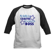 My daddy is a Coastie Tee