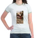 Bonnie and Clyde Jr. Ringer T-Shirt