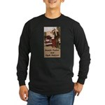 Bonnie and Clyde Long Sleeve Dark T-Shirt