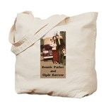 Bonnie and Clyde Tote Bag