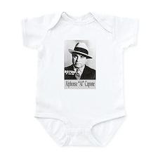 Al Capone Infant Bodysuit