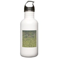 Wild Flowers Sports Water Bottle