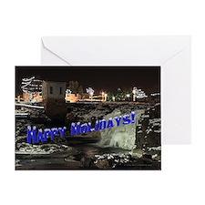 Winter Wonderland 4 Greeting Cards