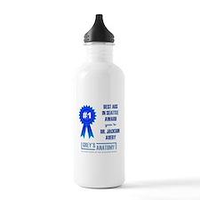 BEST ABS IN SEATTLE Water Bottle