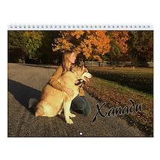 2015 Xanadu Wall Calendar