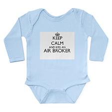 Keep calm and kiss an Air Broker Body Suit