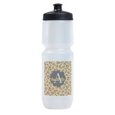Personalized Name Monogram Gift Sports Bottle