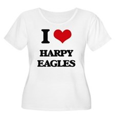 Cute Harpy eagles and costa rica T-Shirt
