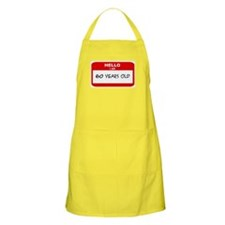 I am 60 Years Old years old ( BBQ Apron