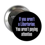 Libertarian Button