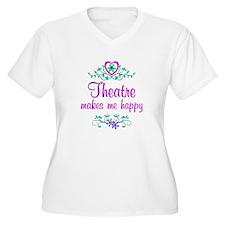 Theatre Happy T-Shirt