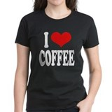 I Love Coffee Tee