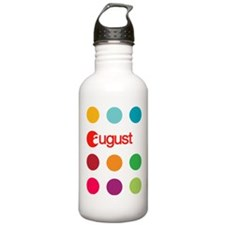 August - new Water Bottle