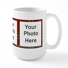 MacFarlane Tartan Photo Mug