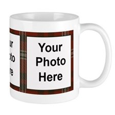 Brice Tartan 3 Photo Mugs