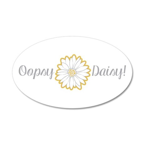 Oopsy Daisy Wall Decal