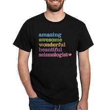 Seismologist T-Shirt