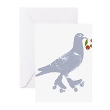 Cute Rollerskating Greeting Cards (Pk of 20)