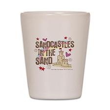 HIMYM Sandcastles Shot Glass