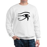 Right Eye Of Horus (Ra) Sweatshirt