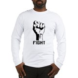 Fight The Power Long Sleeve T-Shirt